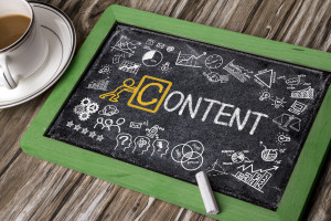 Content is a great marketing tool.